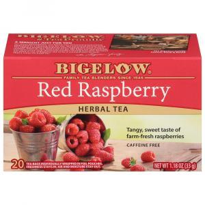 Bigelow Red Raspberry Tea Bags