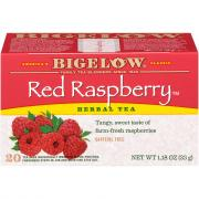 Bigelow Red Raspberry Tea Bags