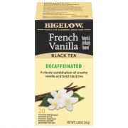 Bigelow Decaf French Vanilla Tea Bags