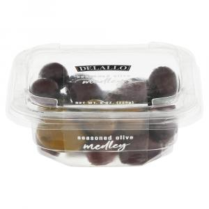 Delallo Seasoned Olive Medley