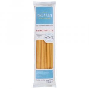 DeLallo Spaghetti No. 4 Pasta