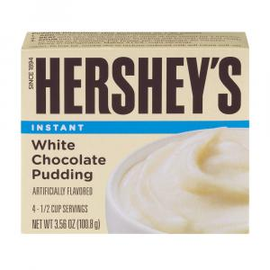 Hershey White Chocolate Pudding