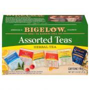 Bigelow Assorted Herbal Tea Bags