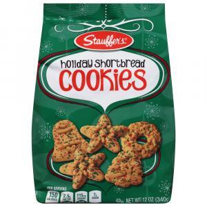 Stauffer's Christmas Shortbread Cookies