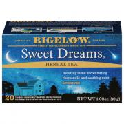 Bigelow Sweet Dreams Tea Bags