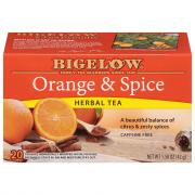 Bigelow Orange Spice Tea Bags