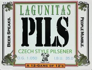 Lagunitas Pils Czech Style Pilsner