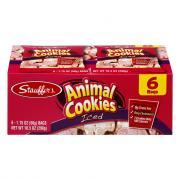 Stauffer's Iced Animal Cookies