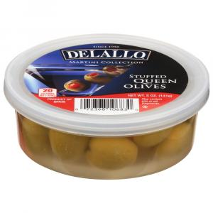 Delallo Martini Collection Stuffed Queen Olives