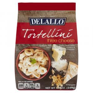 DeLallo Tortellini Three Cheese Filled Pasta