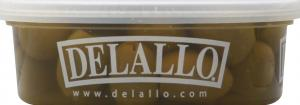 Delallo Martini Collection Pitted California Olives