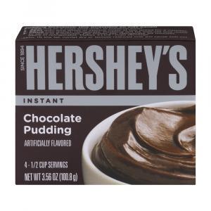 Hershey Chocolate Pudding