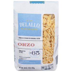 DeLallo Orzo Pasta # 65