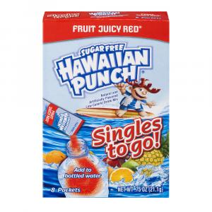 Hawaiian Punch On The Go Sugar Free Fruit Punch