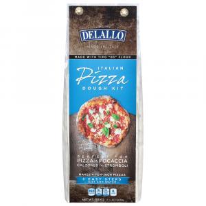 DeLallo Italian Pizza Dough Kit