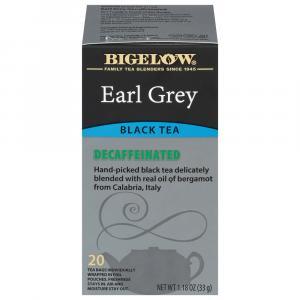 Bigelow Decaf Earl Grey Tea Bags
