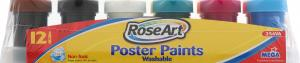 Poster Paint With Brush