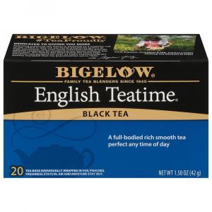 Bigelow English Tea Time Tea Bags