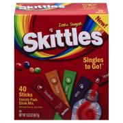 Skittles Variety Pack Drink Mix