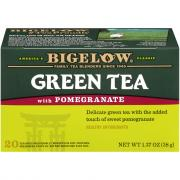 Bigelow Green Tea w/Pomegranate Tag Bags