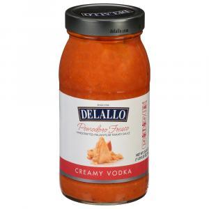 Delallo Creamy Vodka Sauce