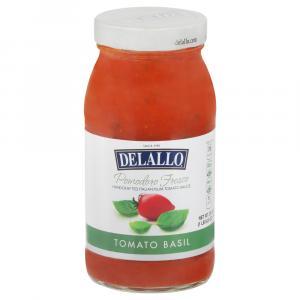 Delallo Tomato Basil Sauce