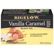 Bigelow Vanilla Caramel Tea Bags