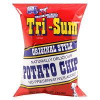 Tri-Sum Original Potato Chips