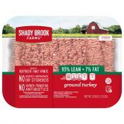 Shady Brook Farms 93% Lean Ground Turkey