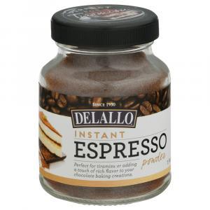 Delallo Instant Espresso Powder