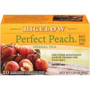 Bigelow Perfect Peach Tea Bags