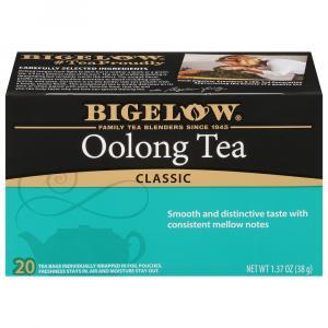 Bigelow Oolong Tea Classic Tea Bags