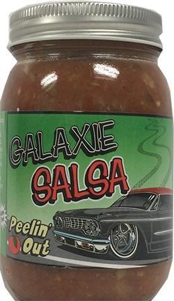 Galaxie Peelin Out Salsa