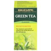 Bigelow Decaf Green Tea Bags