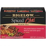 Bigelow Spiced Chai Tea Bags