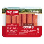 Shady Brook Farms Hot Italian Sausage