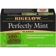Bigelow Perfectly Mint Tea Bags
