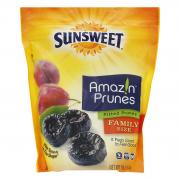 Sunsweet Amazin Pitted Prunes Family Size