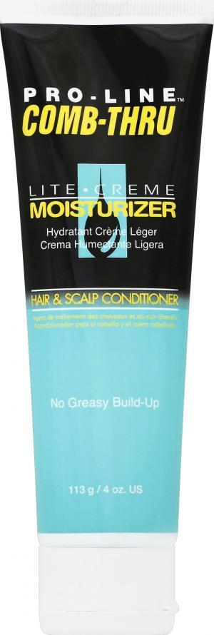 Pro-Line Light Cream Moisturizer Tube