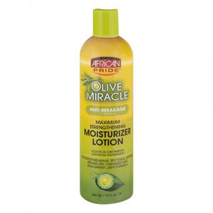 African Pride Olive Miracle Lotion