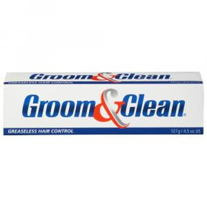 Groom & Clean Greaseless Hair Control Cream