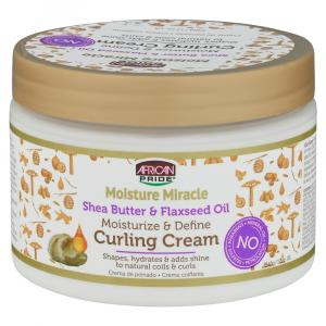 African Pride Moisture Miracle Shea Butter & Flaxseed Oil
