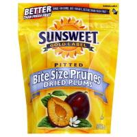 Sunsweet Bite Size Plums Gussetted