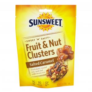 Sunsweet Fruit & Nut Clusters Salted Caramel