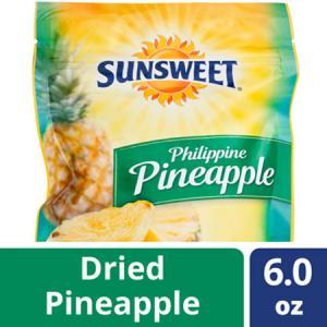 Sunsweet Philippine Dried Pineapple