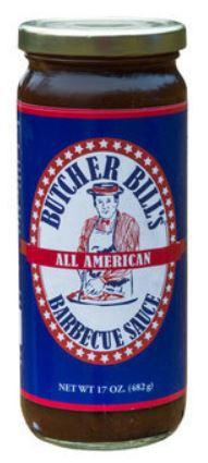 Butcher Bill's All American Barbecue Sauce