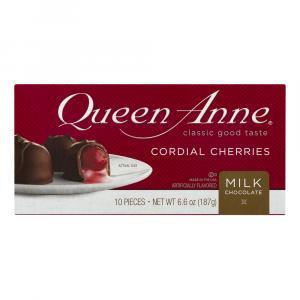 Queen Anne Milk Chocolate Covered Cherries