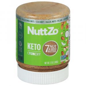 NuttZo Keto Butter Crunch