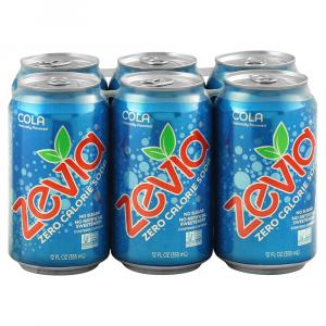 Zevia Natural Cola Stevia Soda