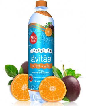 Avitae Sparkling Caffeine + Water Natural